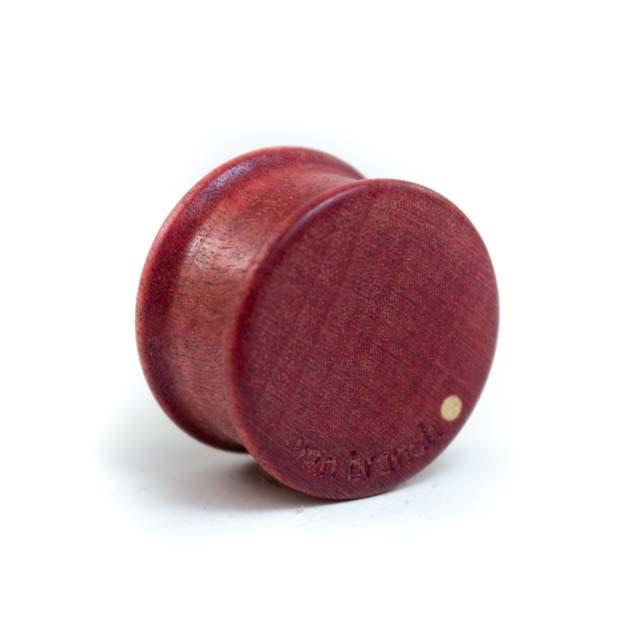 Holz Plug Südkreuz Pink Ivory - van branch - Back