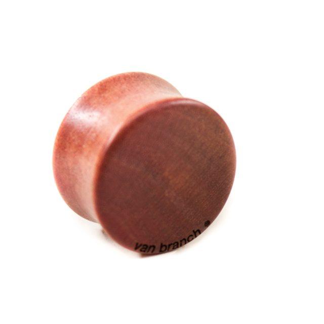 Holz Plug Berlin Honey Pink Ivory - van branch - Rückansicht