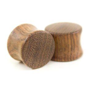 Holz Plug Wunschmotiv Chechen - van branch - Paaransicht