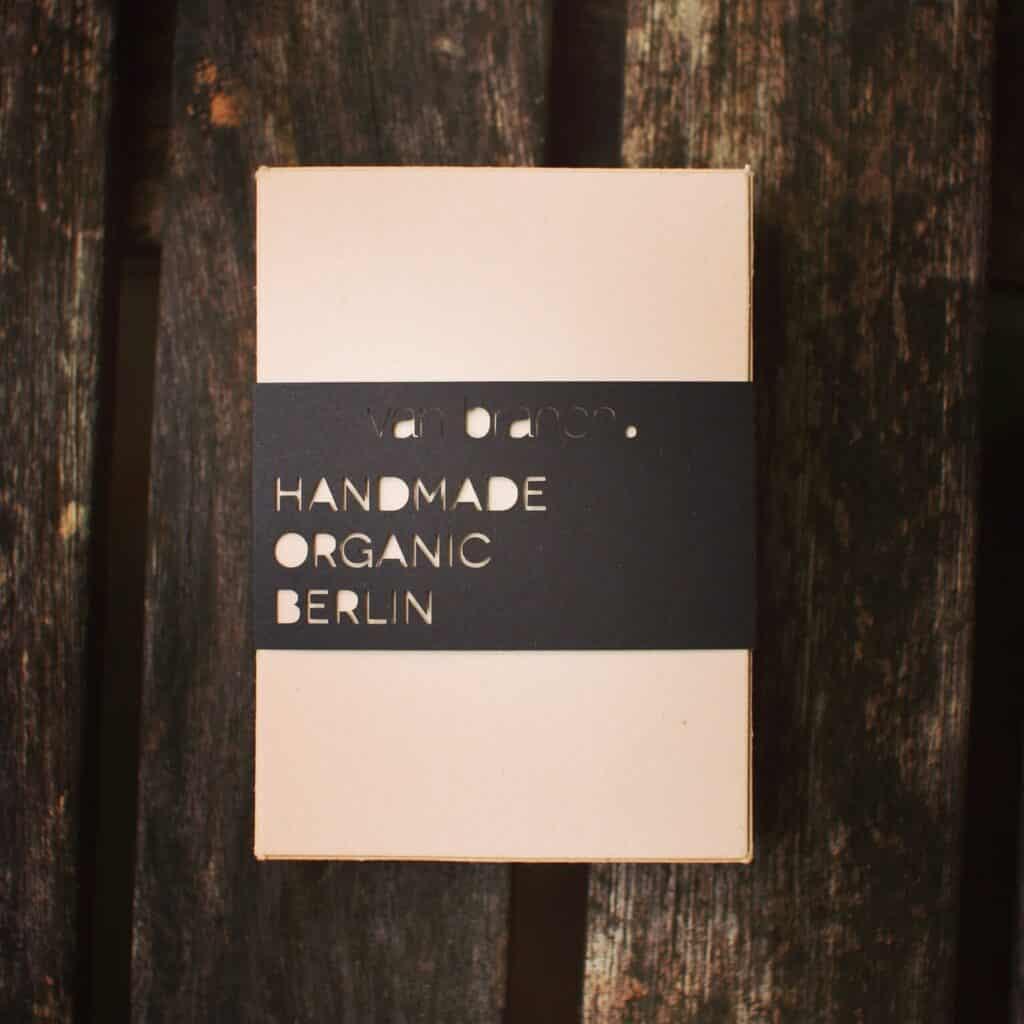 Ohrstecker Kudamm - van branch - Verpackung