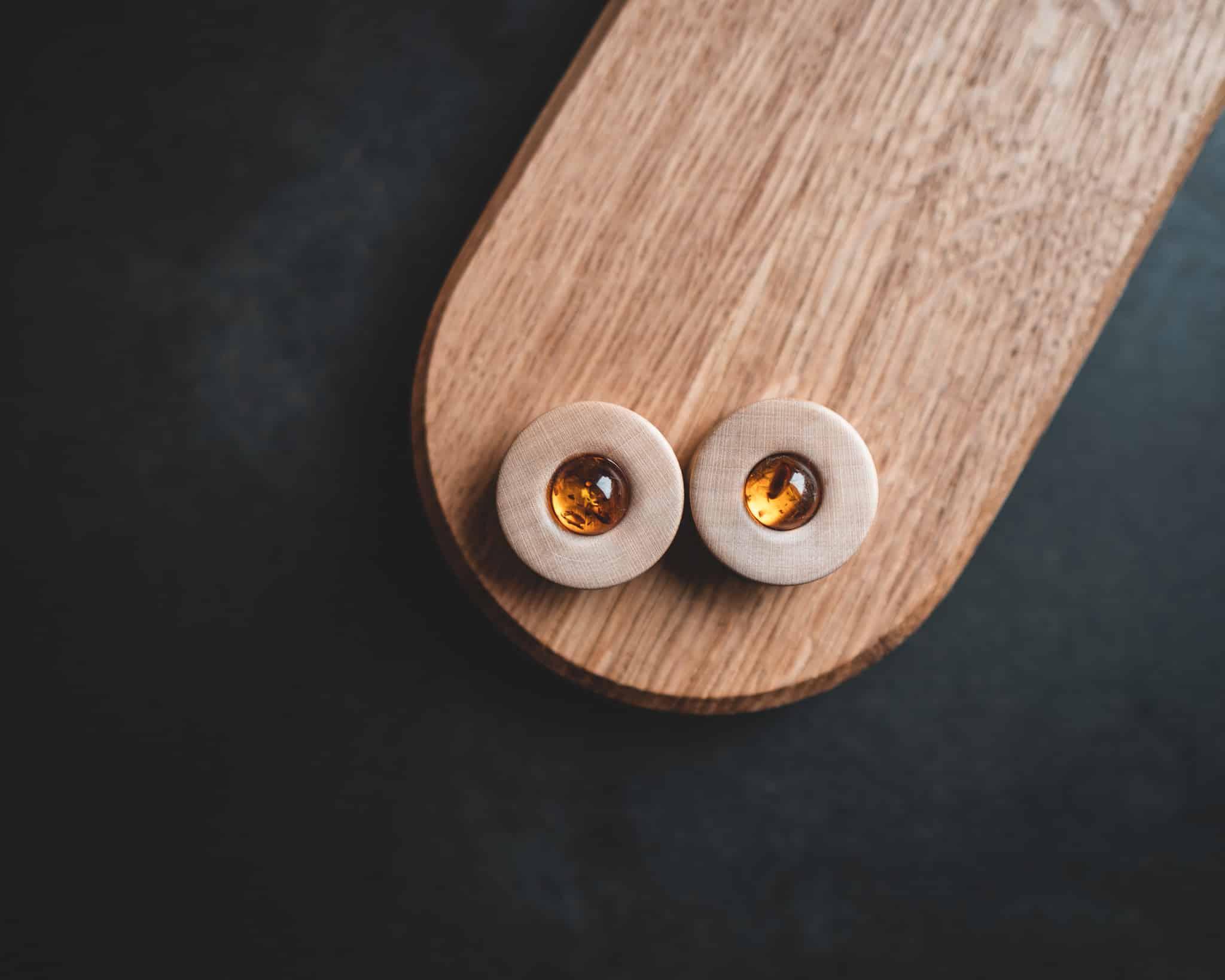 Plugs & Tunnel von van branch deine handgefertigten Oherplugs handmade in Germany